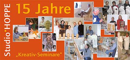 15 Jahre Kreativ-Seminare